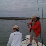More reel-screaming, heart pounding redfish action