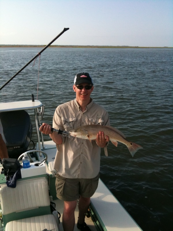 Bulls Bay Redfish