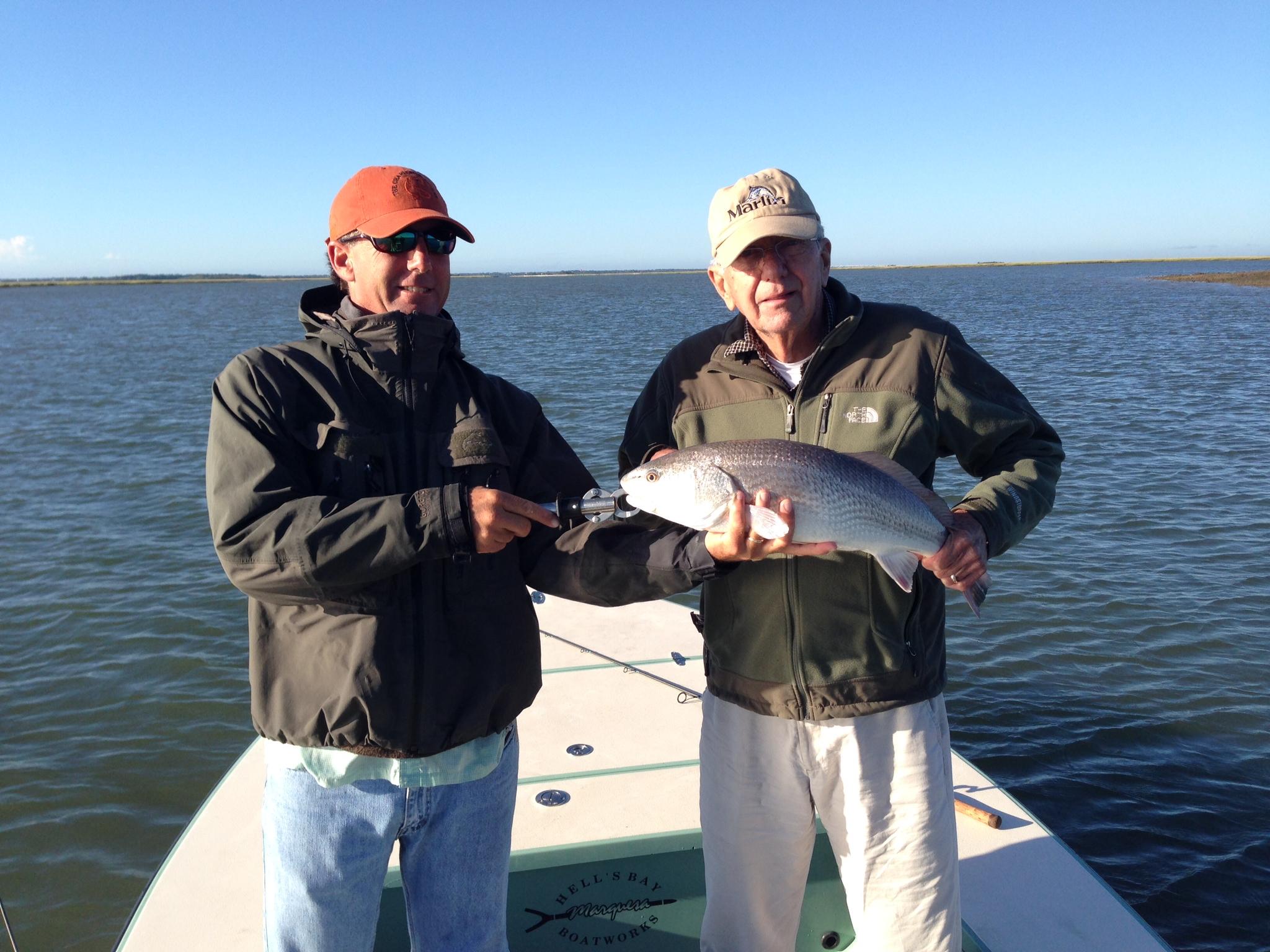 Headshaker Charters Charleston Inshore Charter Fishing