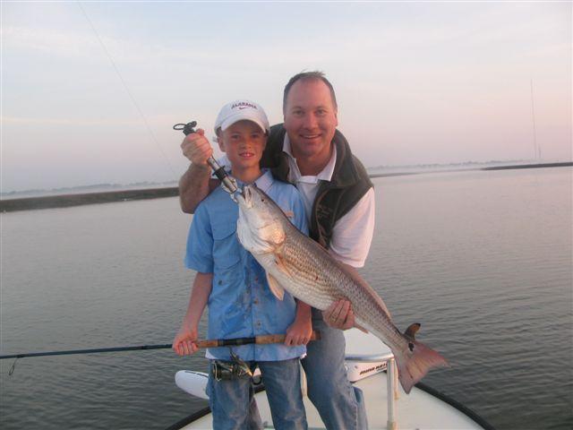 Charleston fishing guide headshaker charters for Charleston fishing charters