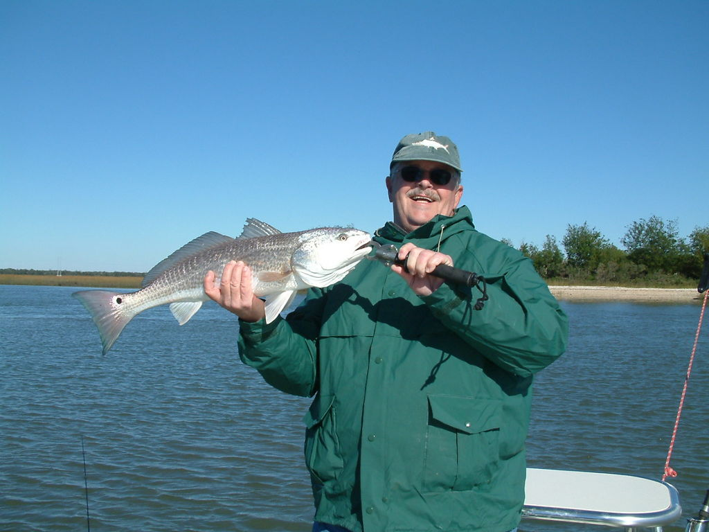 Isle of palms sc fishing guides headshaker inshore for Isle of palms fishing